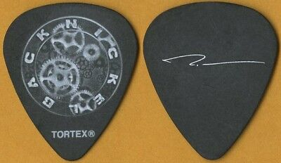 Nickelback Ryan Peake authentic 2012 Here And Now Tour version #2 Guitar Pick