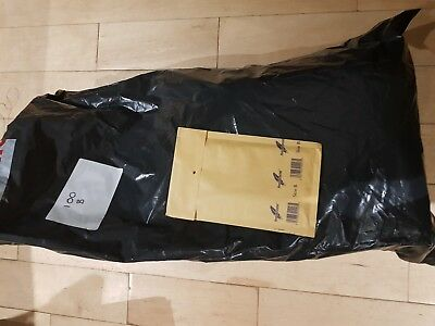 FeatherPost Padded Envelopes Gold Size B x 100