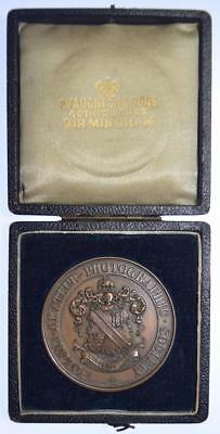 Photography - 1906 Bolton Photographic Society medal, cased