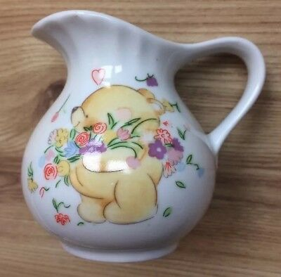 Forever Friends Collectors Teddy Bear Jug Grosvenor Ornament Collection