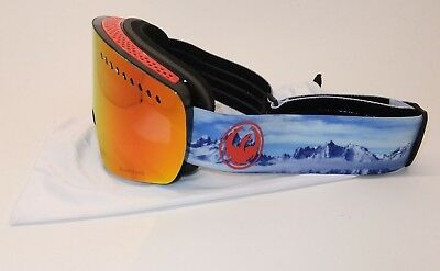 DRAGON NFXs Snow Goggles - REALM / Lumalens Red Ion RG26A/36