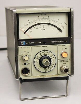 HP Agilent Keysight 435B Power Meter