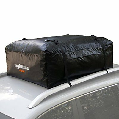 Rightline Gear 100A20 Ace 2 Car Top carrier, 15 cu ft, Weatherproof, Attaches
