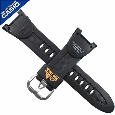 Genuine Casio Watch Strap Band for PRG 50 PRG-50-1V PROTREK PRO TREK Pathfinder
