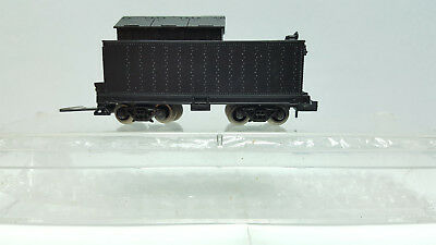 """Dimi-Trains Tender for the """"Leslie"""" N Scale Rotary Snow Plow (Tender Only)"""