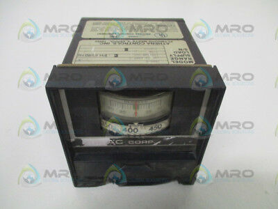 Athena Controls 2000-B Temperature Controller 100-600F (As Pictured) *used*