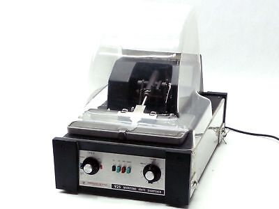 American Optical Ao 925 Laboratory Lab Microtome Blade Knife Sharpener