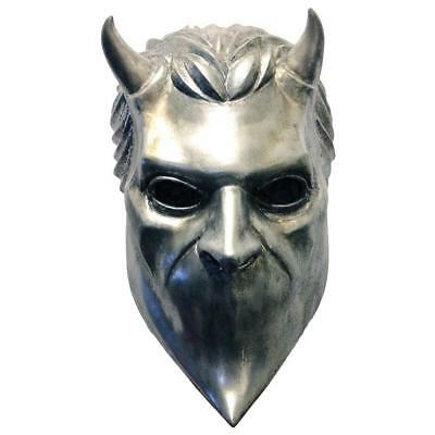 Ghost Nameless Ghoul Official Mask Swedish Heavy Metal Band Musicians CHOP