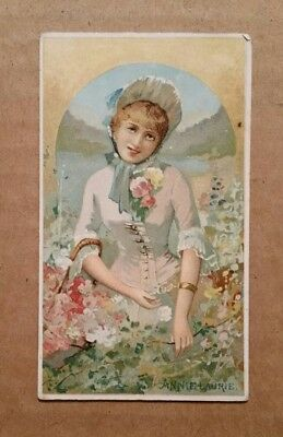 Honest Long Cut Tobacco,Illustrated Songs Card,1890's