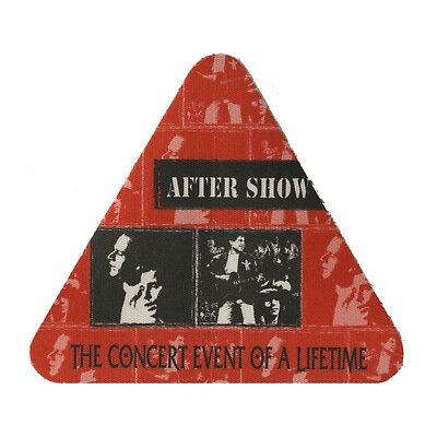 Simon & Garfunkel authentic 1994 Concert Event of Lifetime satin Backstage Pass