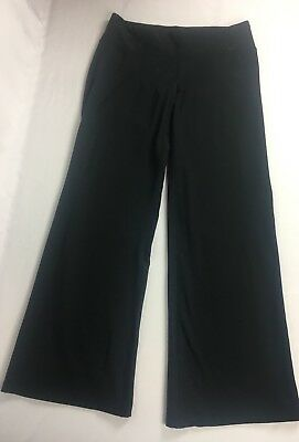 Nike Dri-Fit Women's Athletic/Yoga Pants Recycled Material Black Size L