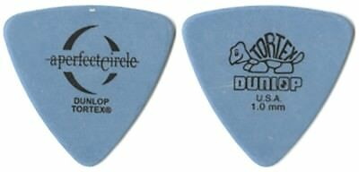 A Perfect Circle Jeordie Osborne authentic 2004 tour Guitar Pick TOOL TWIGGY