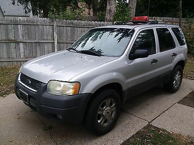 2004 Ford Escape XLT 2004 ford escape 115,000 miles non-running for parts or repair