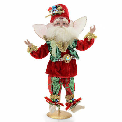 "Mark Roberts Christmas Lights Limited Edition 11"" Fairy w/ Stand"