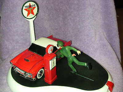 "Texaco Mechanical Bank ""service With A Smile"" By Franklin Mint"