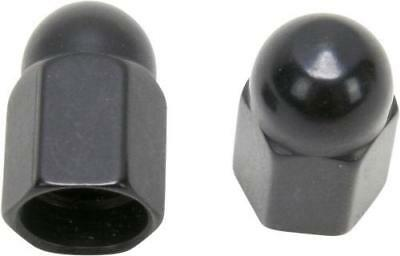 Barnett Valve Stem Caps Anodized Black