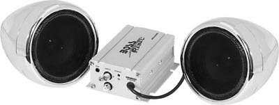"Boss Audio 600-Watt Bluetooth 3"" Speaker Kit Chrome"