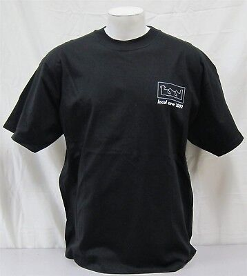 Tool Official Local Crew Shirt 2002 Lateralus Concert Tour NEVER WORN real XL