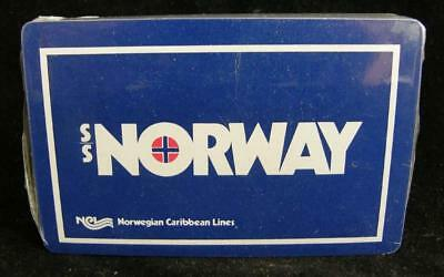 ss Norway Norwegian Caribbean Lines Playing Cards Deck - new, never opened