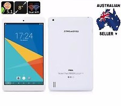 Teclast P80H Android Tablet - 8-Inch Display, 1280x800 Resolution.