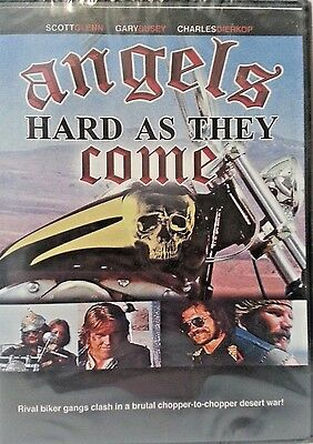 Angles Hard As They Come DVD