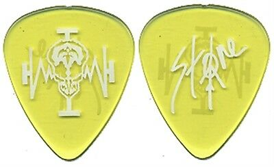 Queensryche Mike Stone 2004 Operation Mindcrime II tour signature Guitar Pick