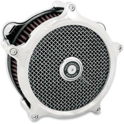 Performance Machine Super Gas Air Cleaner Chrome Harley Davidson Sportster