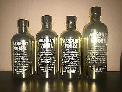 Absolut Bling Set 700ml / 750ml / 750ml CN / 1000ml