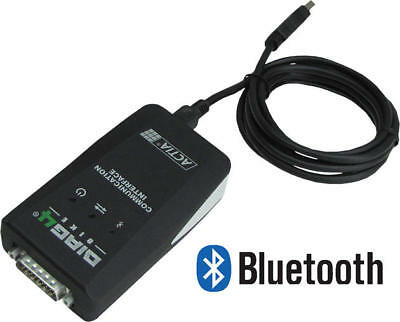 Diag4 Bike Serial Diagnostic System USB Interface with Bluetooth Functionality