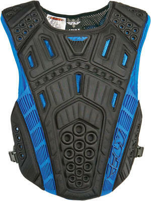 Fly Racing Undercover II Clip Entry Protection Black/Blue