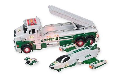 HESS 2014 HESS TOY TRUCK AND SPACE CRUISER ( WITH out SCOUT tag?) NEW!!!!