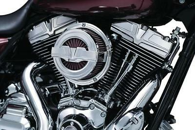 Bahn Air Chrome #9587 Harley Davidson