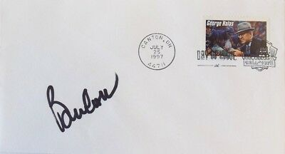 Bruce Coslet Cincinnati Bengals Signed First Day Cover