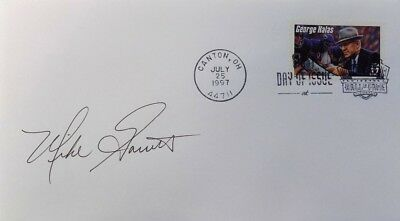Mike Garrett USC Trojans Signed First Day Cover