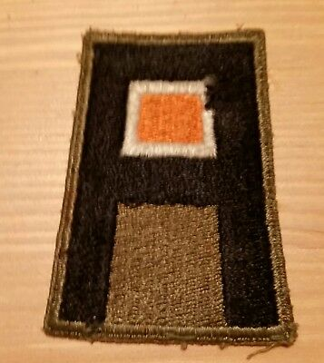 Fantastic Original WW2 US Army 1st Army Signal Patch