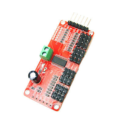 I2C 16 Channel Servo Driver Board with 12-Bit PWM for Arduino Robot