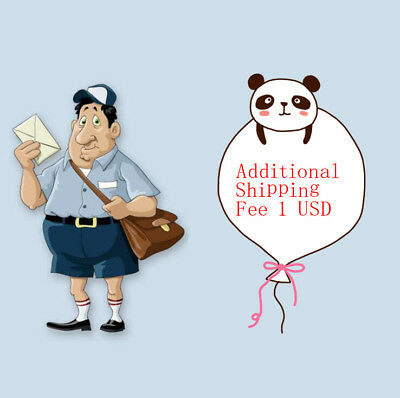 Additional Postage&Shipping Fee