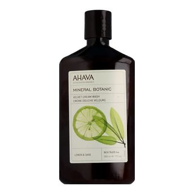 AHAVA Mineral Botanic - Velvet Handseife Lemon and Sage 500ml