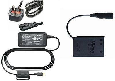 Nikon EH-62A AC Power Supply Adapter for Coolpix Cameras, In London