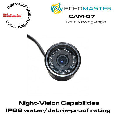 Echomaster CAM-07 Flush Mount Camera With Night-Vision