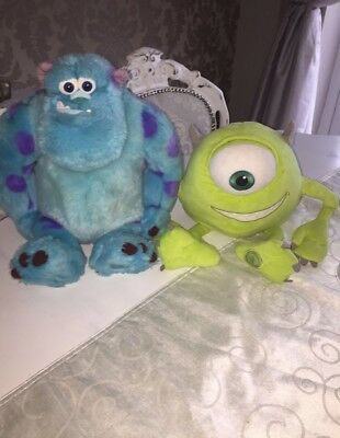 Mike & sully Teddy's