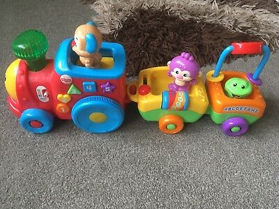 Fisher Price Laugh And Learn Train