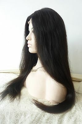 Human Remy Hair Wigs-Fresh Handmade Wigs-Front Lace Syntactic,wigs-100%luxury#83