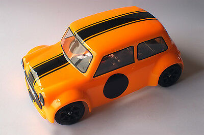 PHAT BODIES Classic Miglia Mini body for M - chassis Tamiya M05 M03