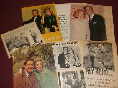 Barbara Bain / Martin Landau - Clippings