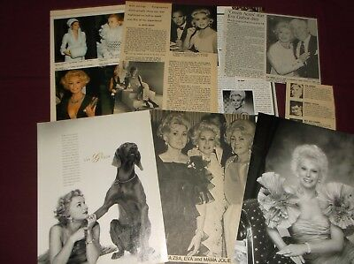 Eva Gabor - Clippings