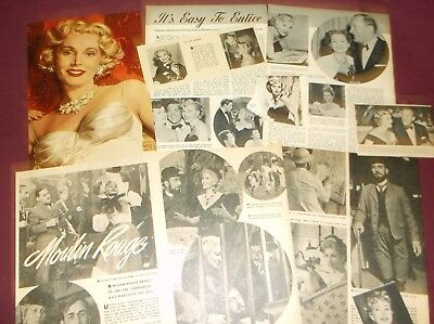 Zsa Zsa Gabor - Clippings