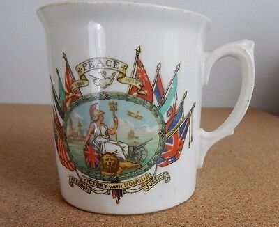 WW1 Peace Celebration Mug Shepley Peace Celebrations July 19th 1919