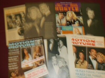 Burt Reynolds - Clippings  (Lot A)