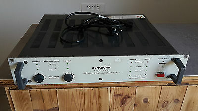 Amplificateur DYNACORD PAA 330